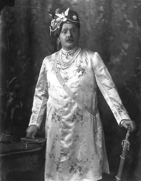 """Kumar Shri Ranjithsinhji (1872-1933) an Indian prince, who became a cricketing legend, unofficially known in the cricketing world as the """"Black Prince of Cricketers"""" & fondly referred to by his fans & admirers as """"Ranji,"""" was born into the ruling family of Jadegas, in the small village of Sarodar, in the west-central Indian province of Kathiawar, which is in the present day Gujarat state. Kathiawar was part of the princely state of Nawanagar founded in 1540, & its capital was Jamnagar."""