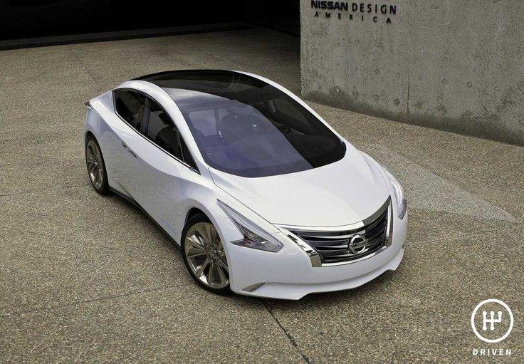 2010 Nissan Ellure Concept Nissan maxima, Concept cars