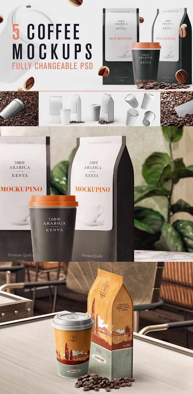 Download Editable Best Coffee Bag Mockup Templates Psd Download Now Bag Mockup Packaging Template Design Stationery Mockup