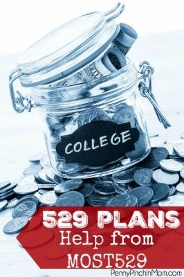 Missouri MOST 529 Plan:  Saving For College Now So You Are Ready Later!