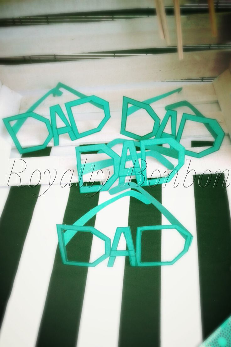 father's day 2015 decorations