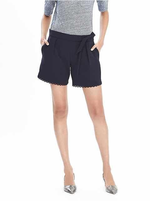Women's Apparel: shorts | Banana Republic