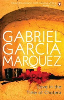 Love in the Time of Cholera by Gabriel Garcia Marquez. One of my favorite books from all times.