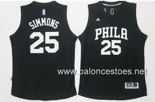 Réplica de Ventas camiseta nba baratas online €19.99: Comprar nuevo Philadelphia 76ers camiseta de balon...
