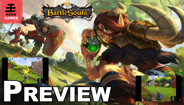 BattleSouls Preview