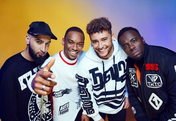 FASHION | LIFESTYLE | Cameroonian Ashley Fongho and his Band Rak-Su Set To Win X Factor - FASHION | LIFESTYLE