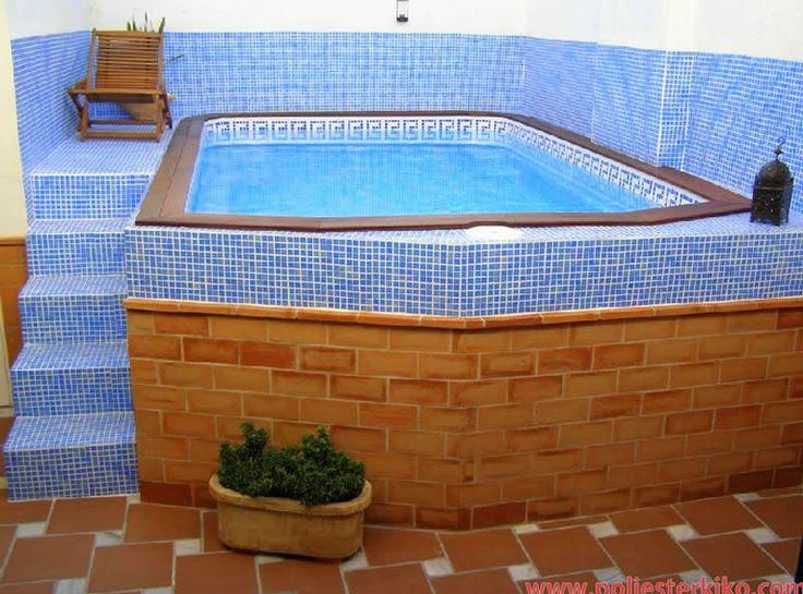 Las 25 mejores ideas sobre piscinas poliester en for Piscina de alcobendas