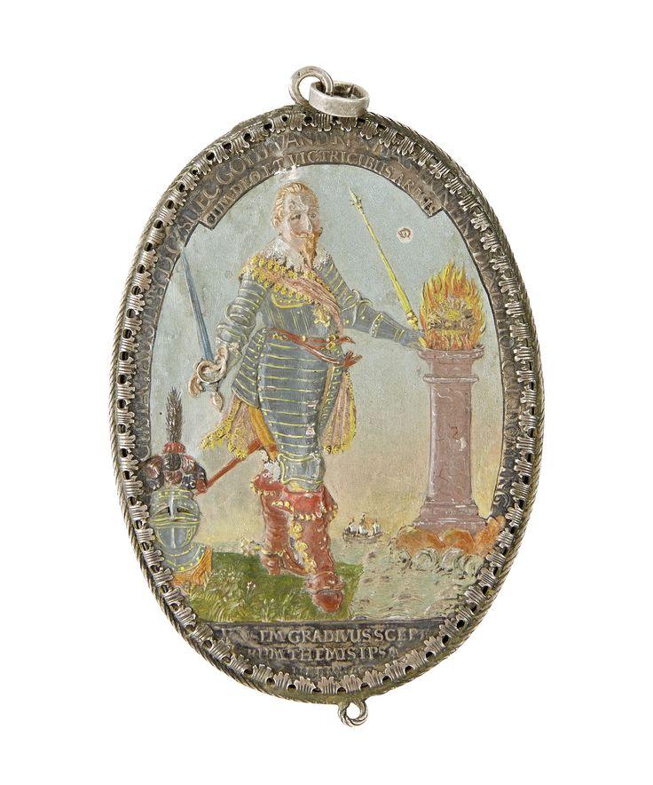 Medalj minne ver gustav ii adolfs landstigning i for Metalart polen