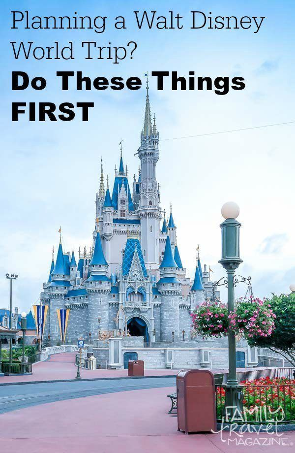 Are you planning a Walt Disney World trip? Do these things first, before worrying about things like the dining plan and MagicBands.  via @JodiGrundig