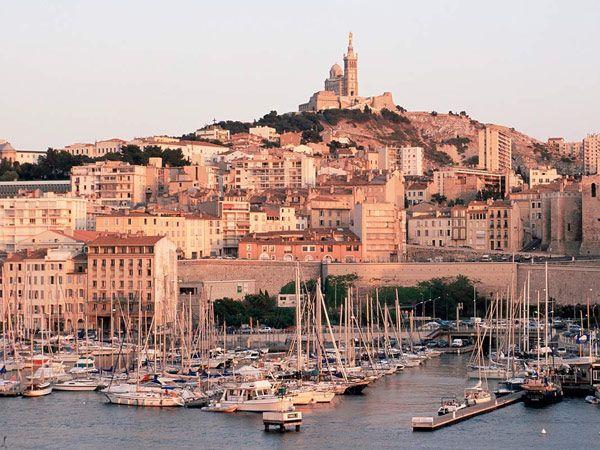 Marseille, Frankreich 2013