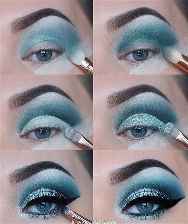 23 Pure Smokey Eye Make-up Make You Good