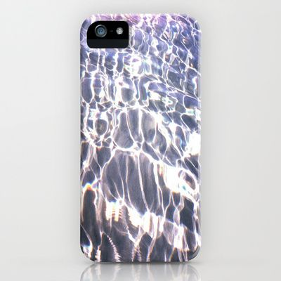 Lights into Water iPhone Case by Aziza Vasco - $35.00