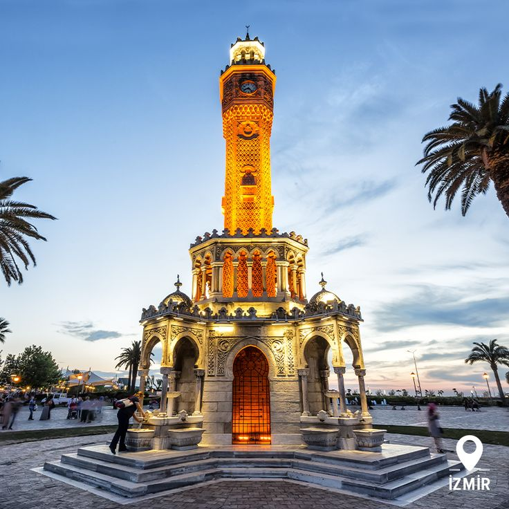 İzmir, what an inspirational city! The flavors, air, sea and hospitality of the Aegean captivate you in every corner of this magical city!