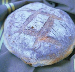 Recepten voor de broodbakmachine, broodoven, traditionele oven en dieetrecepten , zuurdesem ben je een aantal dagen mee bezig