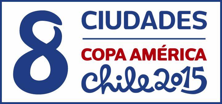 8 ciudades, una propuesta alternativa para conocer la música de las ciudades sede de la Copa América Chile a través de entrevistas a bandas de cada lugar.