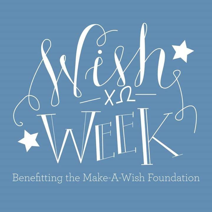 Chi Omega Make a Wish Foundation