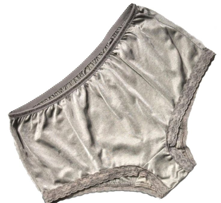 OurSure Anti-Radiation Woman Briefs Protection Panties Silver 89006511 S #OurSure #Panties #Casual