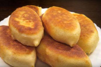 Вкуснейшие пирожки на кефире с оригинальной начинкой - Я Люблю Готовить