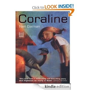 Coraline [Kindle Edition]  Neil Gaiman (Author)