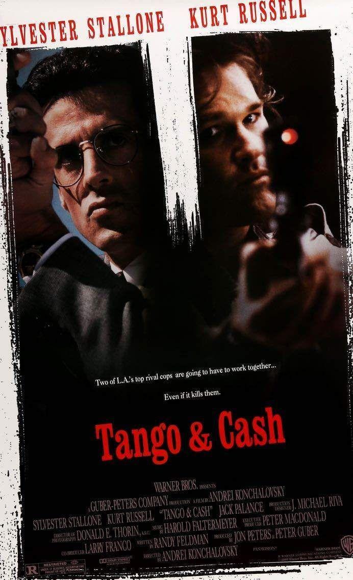 Tango And Cash 1989 In 2021 Tango Cash Tango Sylvester Stallone