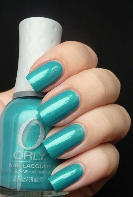 Orly Bailamos #nails #nailpolish