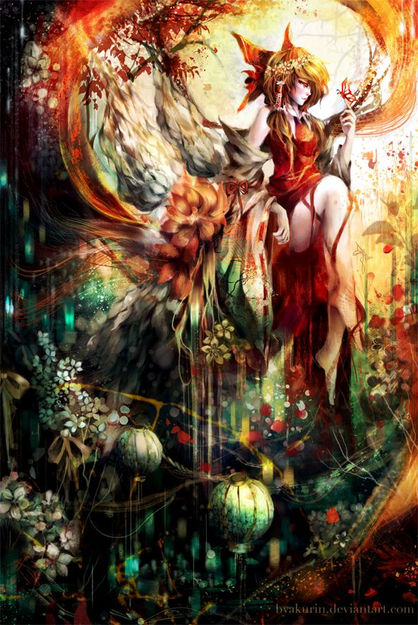 Infinite Dream by Byakurin on DeviantArt
