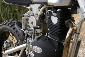 blog sur les café racer , le lifestyle vintage, les seventies...