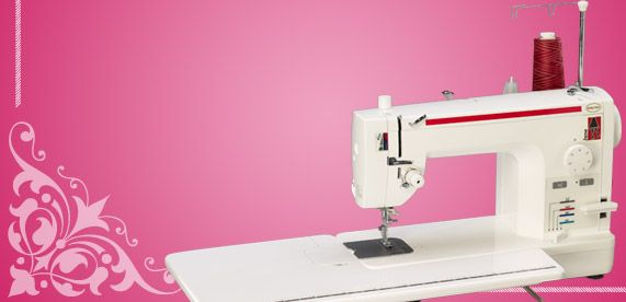 Babylock Jane sewing machine. Just one more thing to add to my wish list. Can you imagine the rag quilts I could whip up with this baby ?