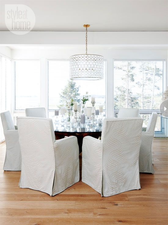 16 best white on white images on pinterest chairs oly studio and interior modern family cottage mozeypictures Images