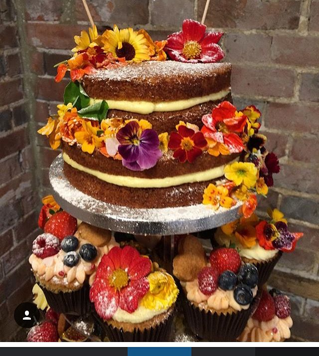 Wedding Cake Flowers Edible: 18 Best Images About Edible Flowers For Naked Wedding