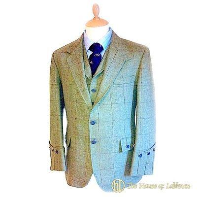 Scottish bespoke hacking jackets made in scotland online shopping