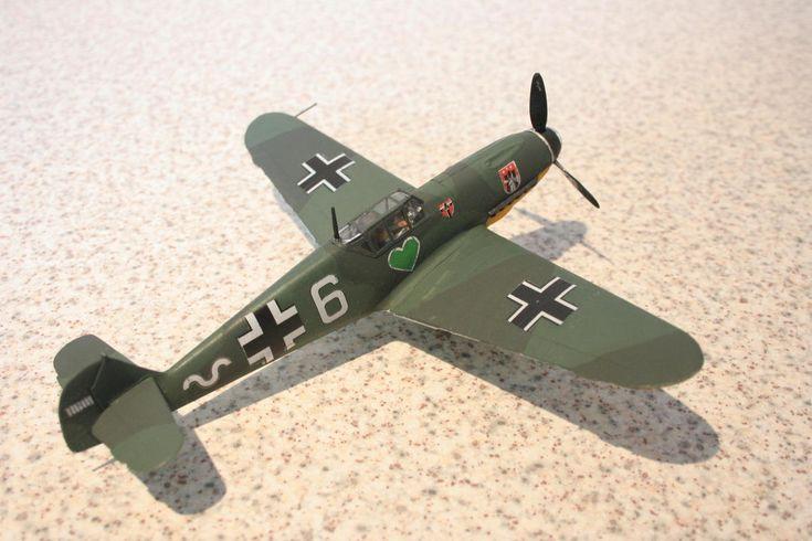 ME109 1/48 Airfix