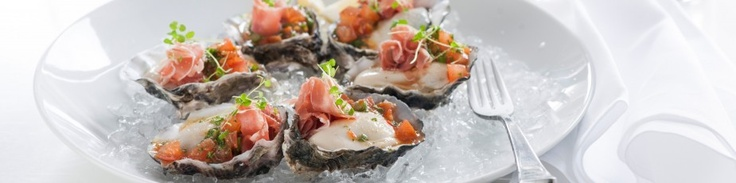 "New Zealand Pacific Oysters Kilpatrick ""Raw"""