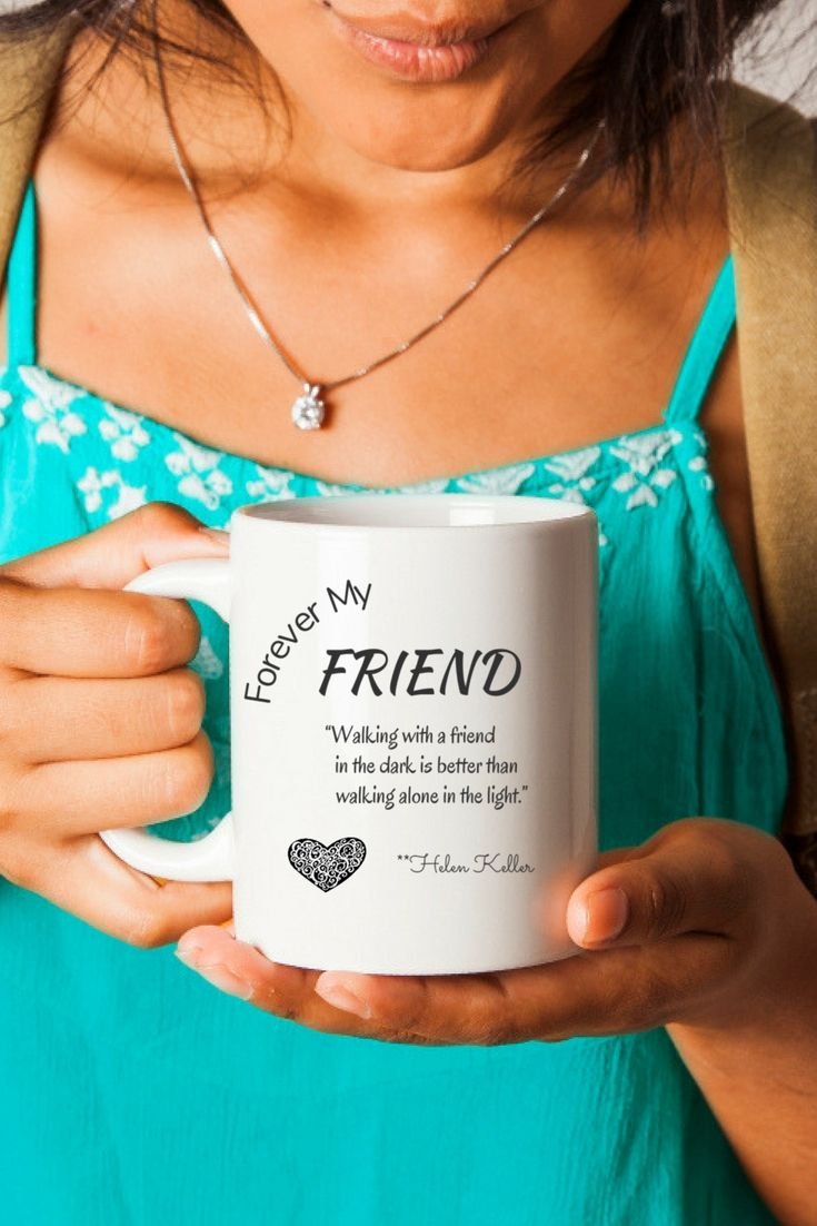 Coffee Cup Sure To Please Your BEST FRIEND. Check it out!
