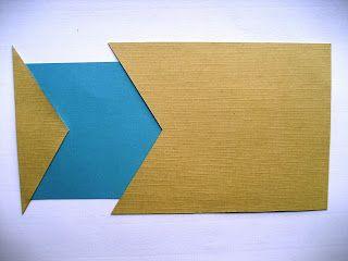 Stap1:   Snijd twee stukken karton van 17 bij 13 centimeter( elk ander formaat kan natuurlijk ook). Dit wordt de voor en achterkant van ...