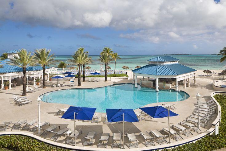 Main Pool at Meliá Nassau Beach - Nassau, Bahamas