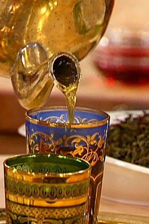 mint tea - Algeria