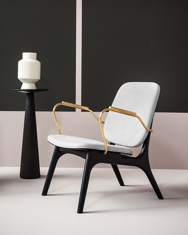 Poltrona Pelle Design.Poltrona In Pelle Thea Baxter Seating In 2019