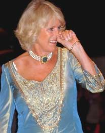 The Duchess of Cornwall celebrates her birthday in a