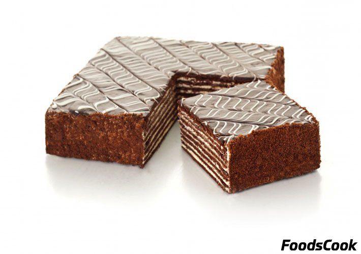 Торт Спартак, пошаговый рецепт с фото