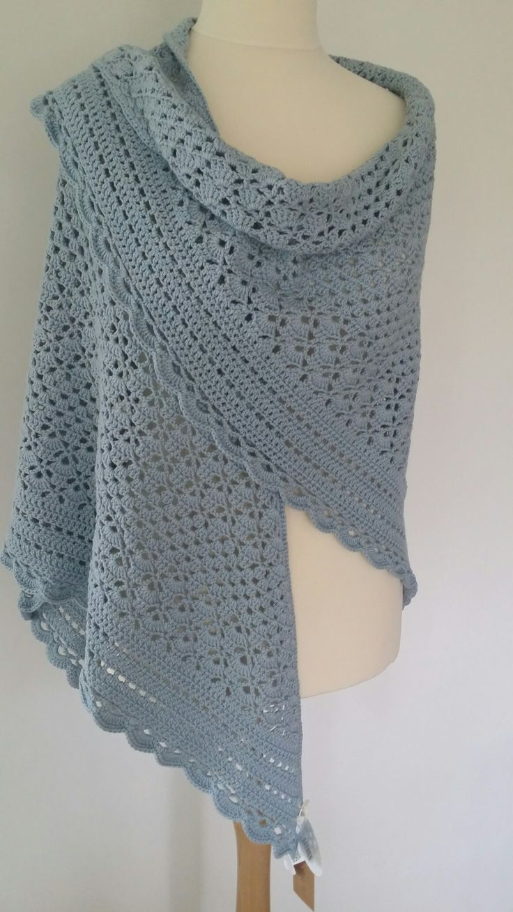 Free Tunisian Crochet Poncho Patterns : 310 best images about SzydeLko on Pinterest 20s style ...
