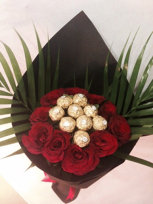 183 Best Ferrero Rocher Bouquets Images On Pinterest