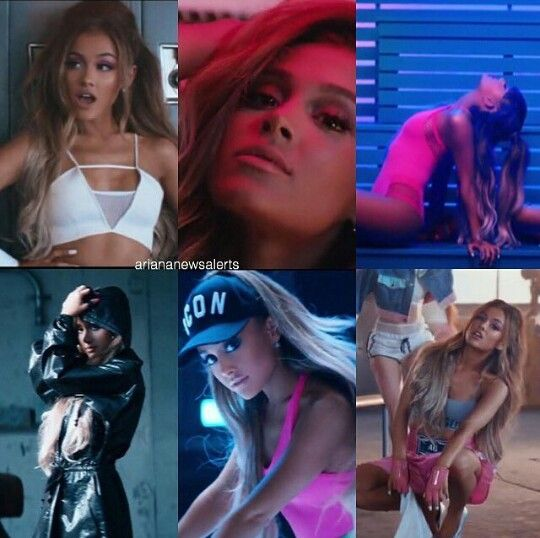 ARIANA GRANDE AND NICKI MINAJ SIDE TO SIDE  #KIMILOVEE  #THEWIFE  PLEASE DON'T CHANGE MY CAPTIONS OR YOU'LL BE BLOCKED!