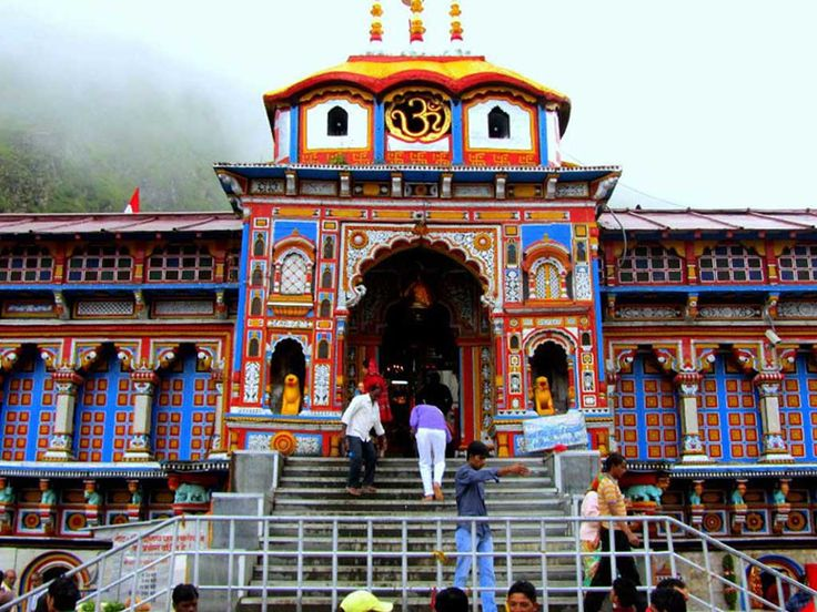 Chota char dham yatra - Badrinath