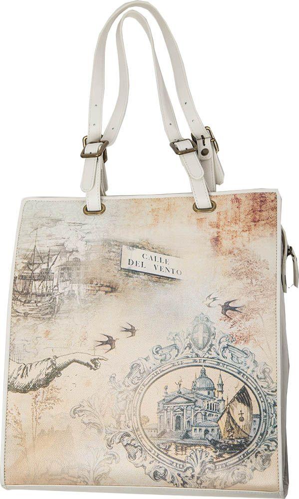 BENCHY CALLER DEL VENTO - LEGEND - Tipica borsa verticale, ottima per tutti i giorni. In pregiata fior di pelle, disponibile in vari colori per fronteggiar