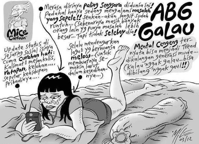 ABG Galau (Benny and Mice)