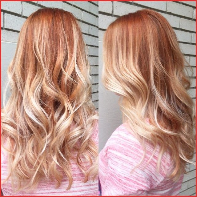 Elegant Strawberry Blonde Hair Color Formulas Photograph In 2020