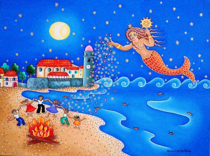 La sirène de Collioure