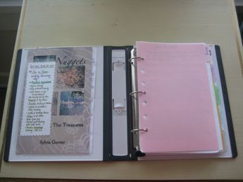 My Prayer Notebook - The Healthy Happy Woman