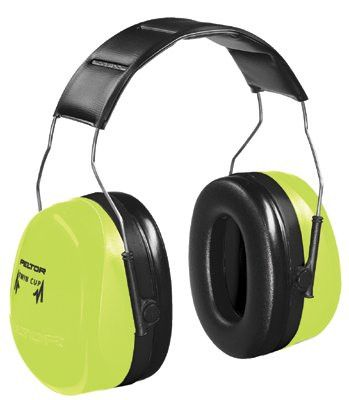 3M Personal Safety Division Optime 105 Earmuffs